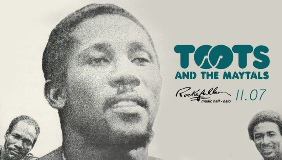 Toots and the Maytals til Rockefeller hovedbilde