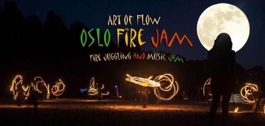 Oslo Fire Jam hovedbilde
