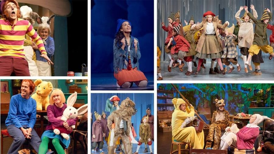 Nationaltheatret – Barnas teater til Oscarshall! hovedbilde