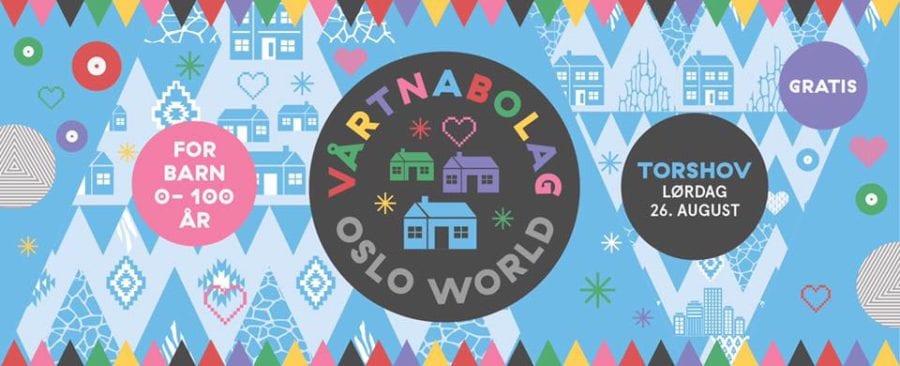 VårtNabolag festival på Torshov transittmottak hovedbilde