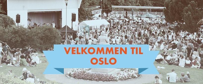 Velkommen til Oslo 2017 hovedbilde