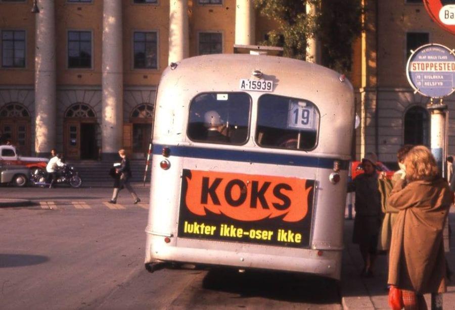 Bli med veteranbussen på «Bussringen» hovedbilde