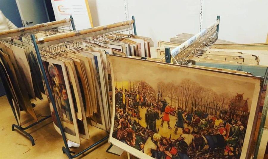Vinderen Skoles Musikkorps Loppemarked hovedbilde