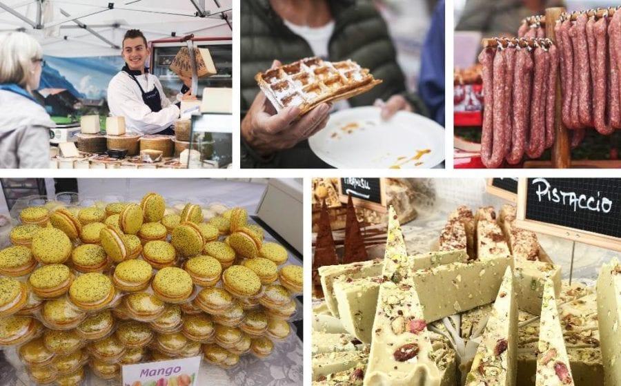 Internationalt Matmarked i Oslo Aker Brygge hovedbilde