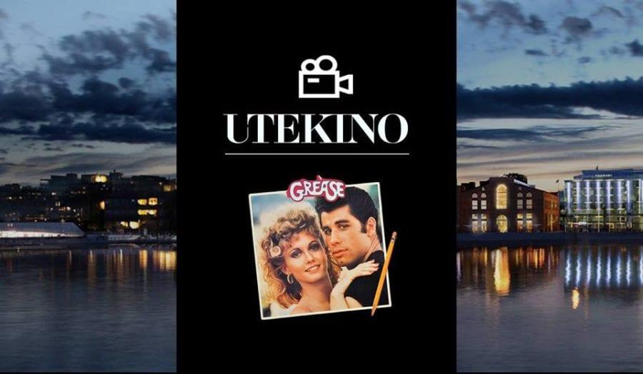 Utekino på Aker Brygge: Grease hovedbilde