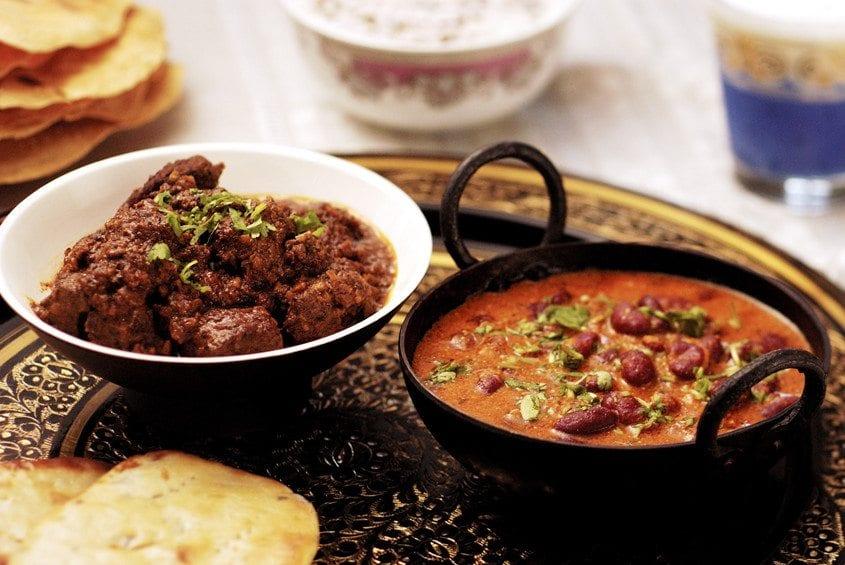 Lær å lage Indisk mat hovedbilde