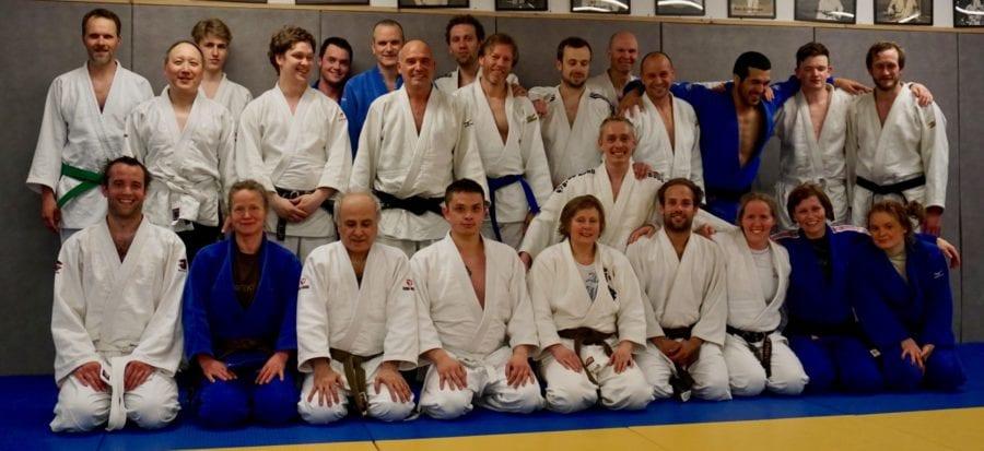 Start nybegynnerkurs i Judo for eldre ungdom, jr. og voksne hovedbilde