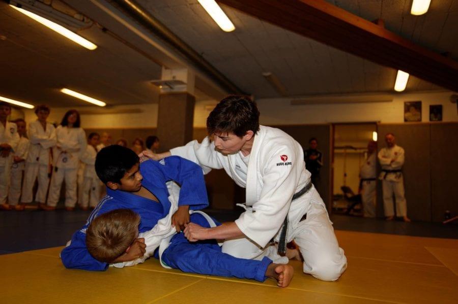 Nybegynnerstart Judo 7-14 år hovedbilde