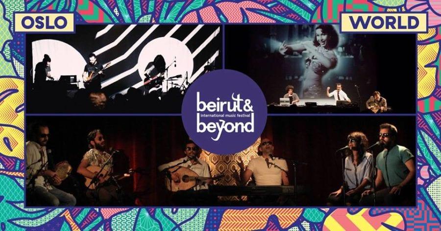 Oslo World: Beirut & Beyond på Sentralen hovedbilde