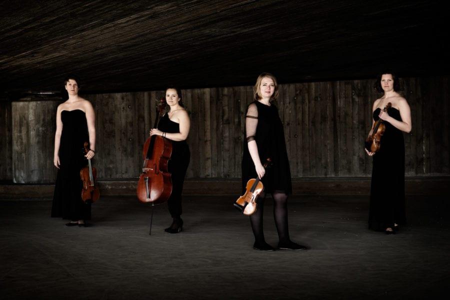 KRANTZ // Atem String Quartet hovedbilde