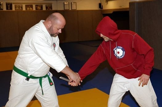 Oppstart Jiu-Jitsu for nybegynnere hovedbilde