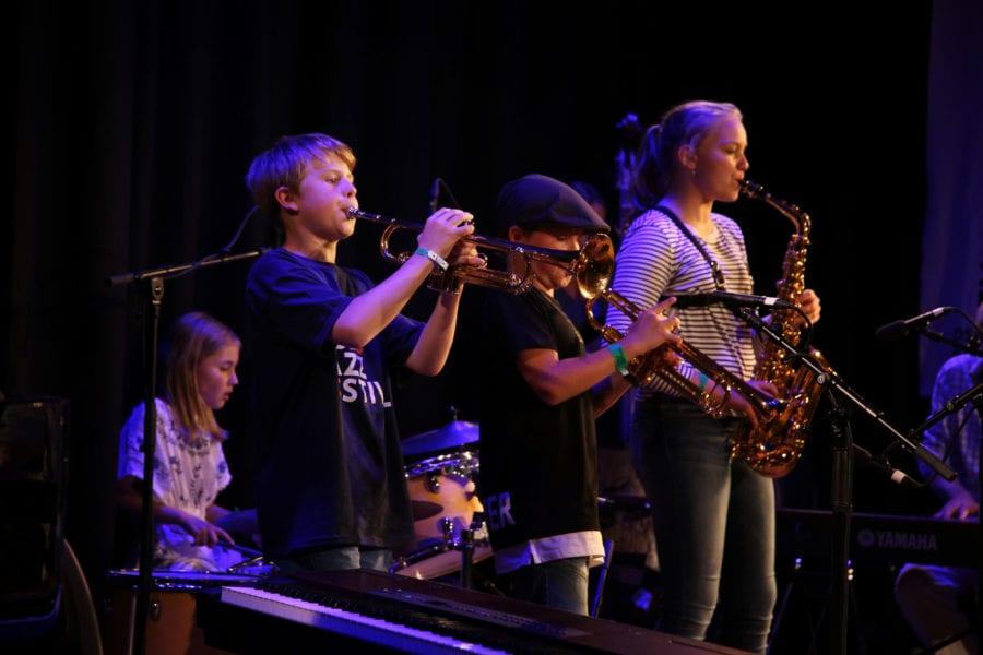 Kids in Jazz 2017 hovedbilde