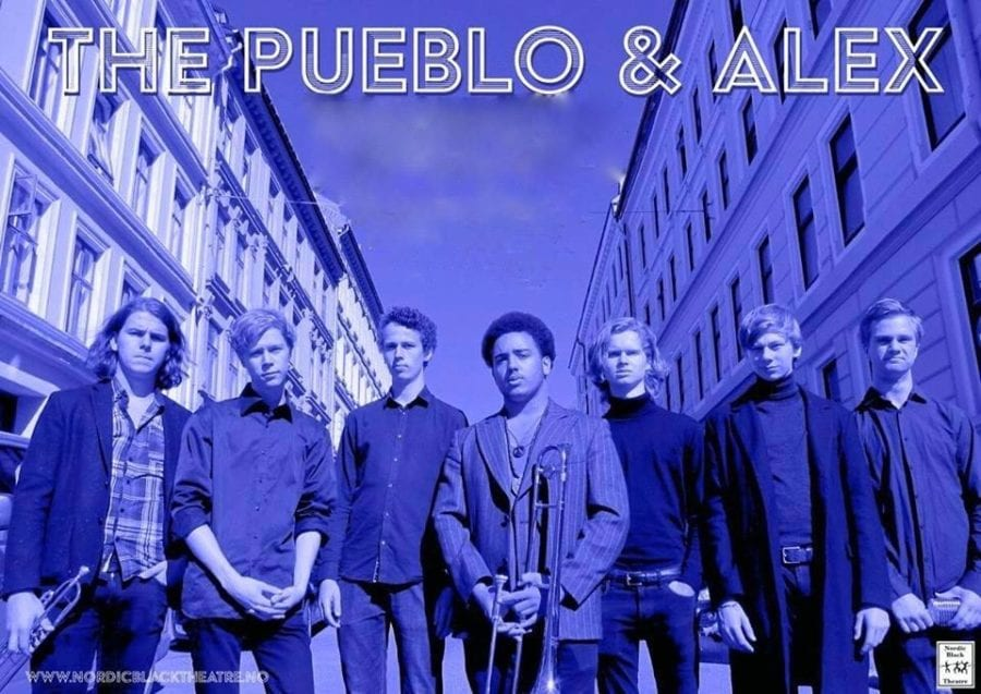 Saturday Live: The Pueblo & Alex hovedbilde