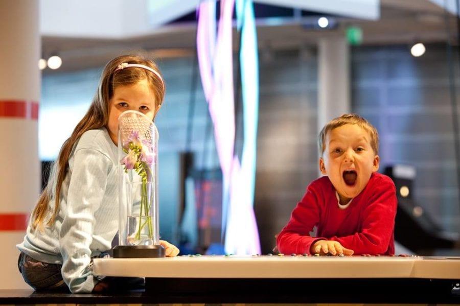 Vika-moro for barna hovedbilde