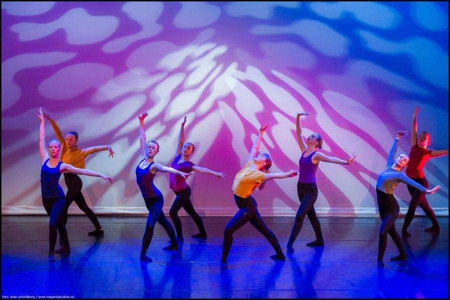 Oppstart av høstens dans/teater partier hovedbilde