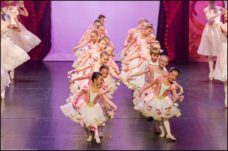 Oppstart av Elitetrening i ballett hovedbilde