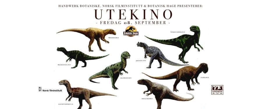 Utekino // Jurassic Park // Botanisk Hage hovedbilde