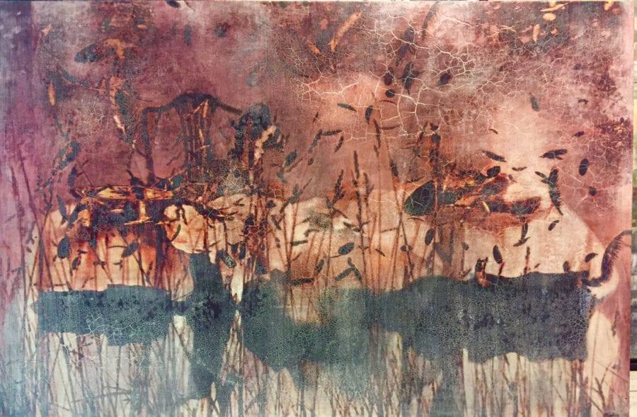 Nye malerier fra Elisabeth Werp hovedbilde