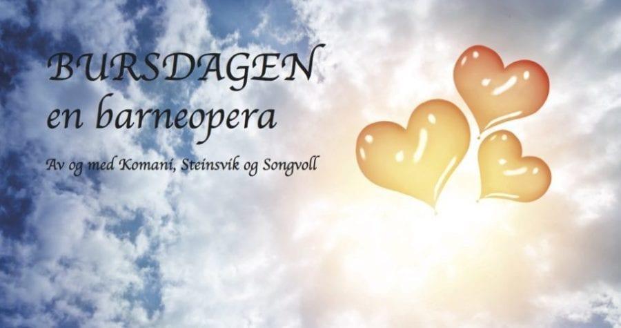 Oslo Operafestival – Bursdagen, en barneopera