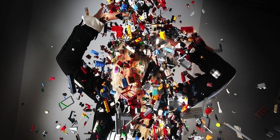 LEGO-festival på Teknisk museum i høstferien! hovedbilde