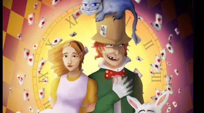 Alice i eventyrland hovedbilde