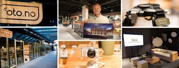 Stor fotomesse i KLP-bygget