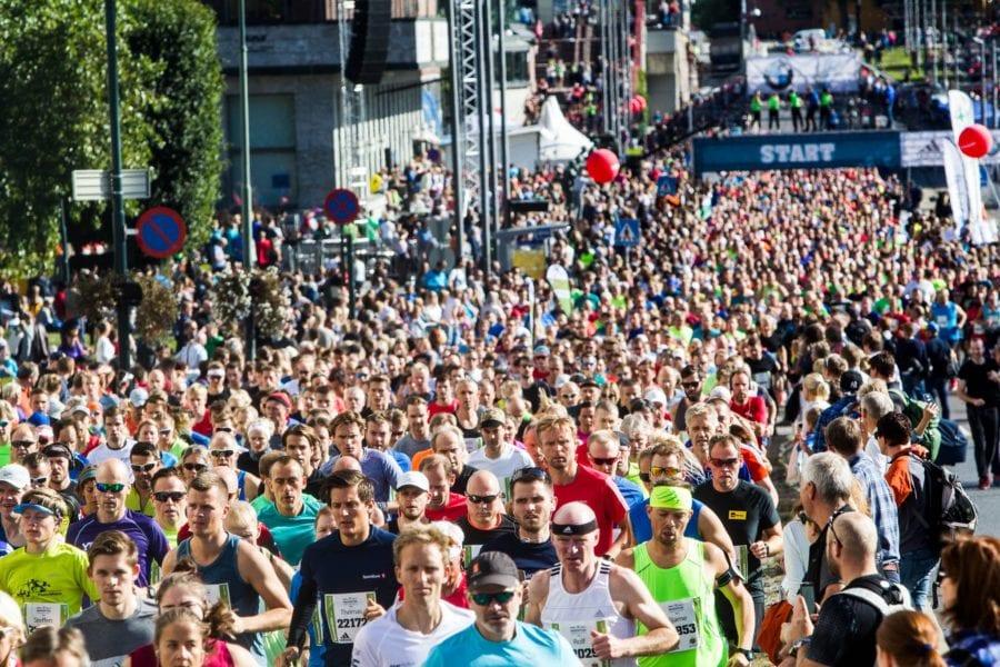 BMW Oslo Maraton hovedbilde