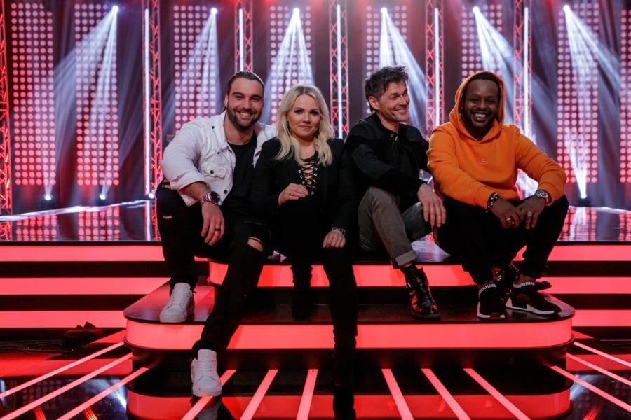 The Voice – Få med deg seminfinalen og finalen! hovedbilde