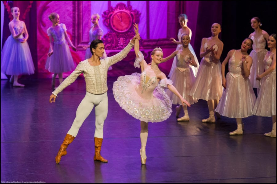 Juleforestilling Ballettgalla hovedbilde