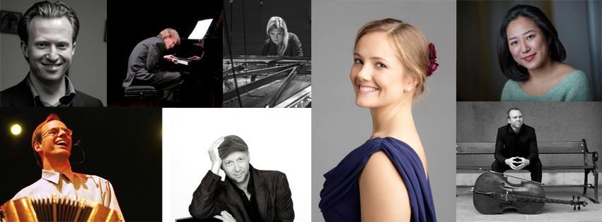 Den norske musikkfest – fra Grieg til Glorvigen hovedbilde