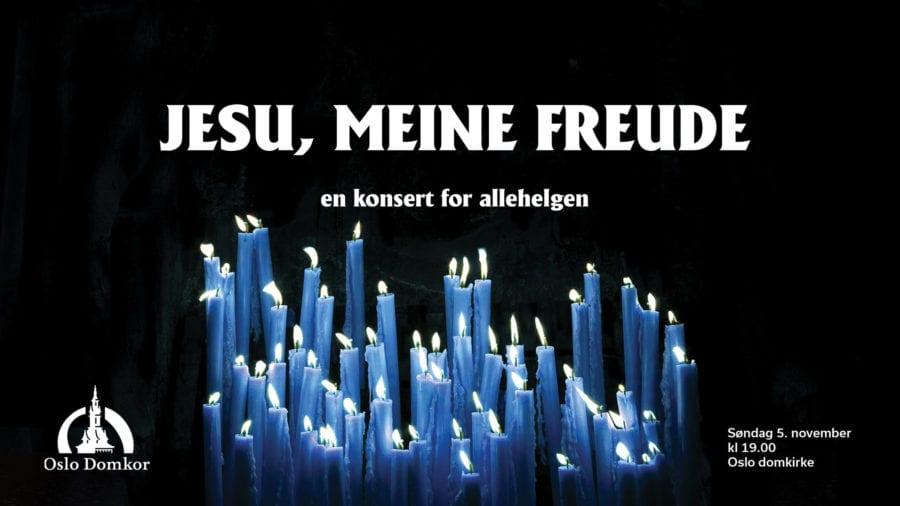 Konsert med Oslo Domkor hovedbilde