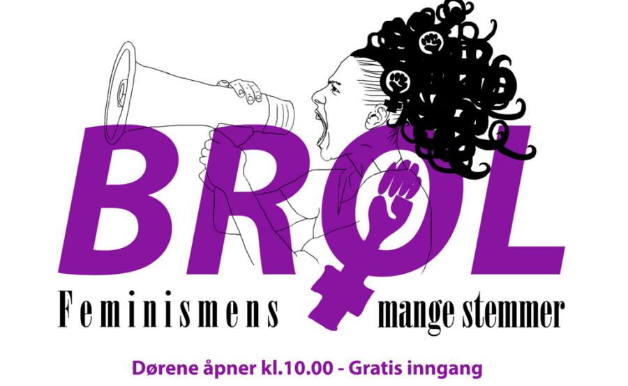 Brøl – feminismens mange stemmer hovedbilde