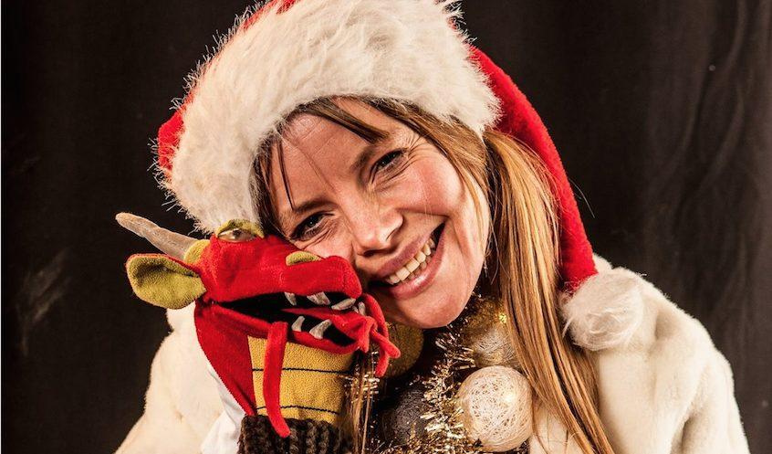 Bli med  å lag magisk juleforestilling. 3-6 år hovedbilde
