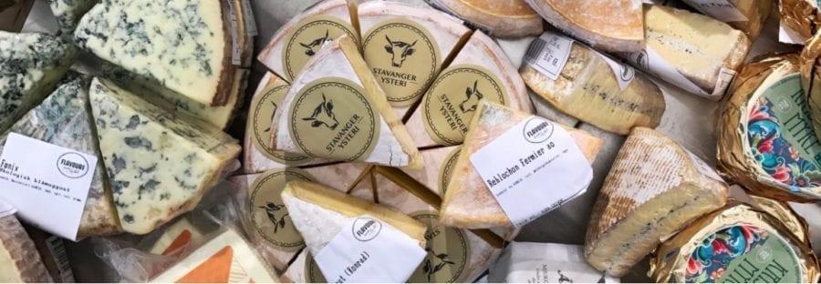 Flavours Food Market feirer ostens dag! hovedbilde