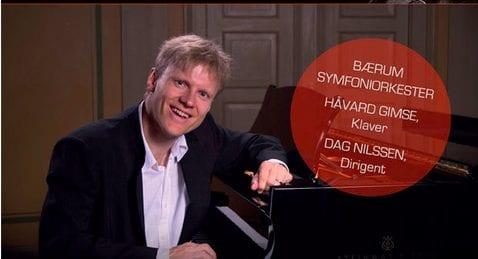 Tsjaikovskij med Håvard Gimse hovedbilde