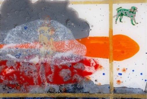 Kunstutstilling med Kjersti Rahbek Hvamb hovedbilde