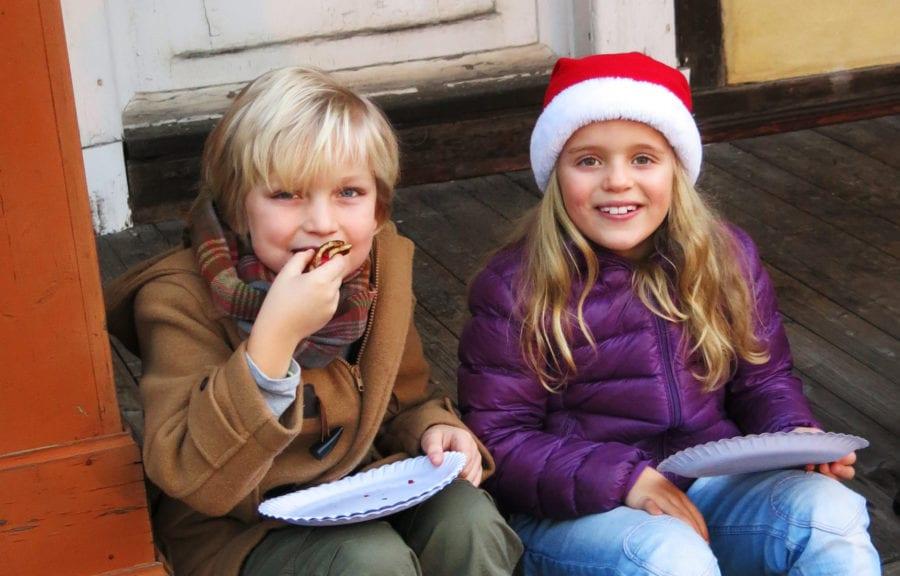 Førjul på Frogner: Gammeldags juleverksted hovedbilde