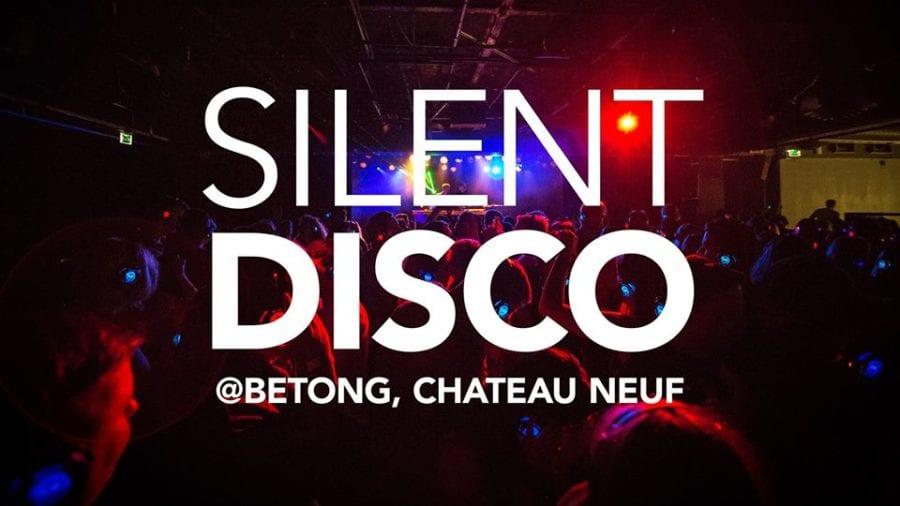 Silent Disco – Betong hovedbilde