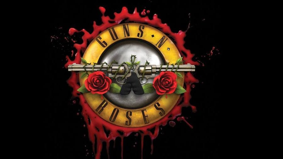 Guns N' Roses inntar Norge hovedbilde