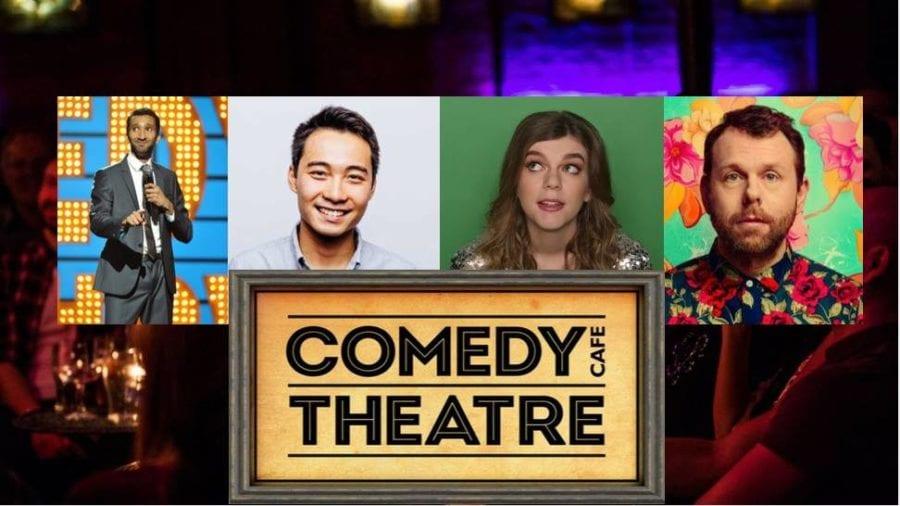 The comedy Café