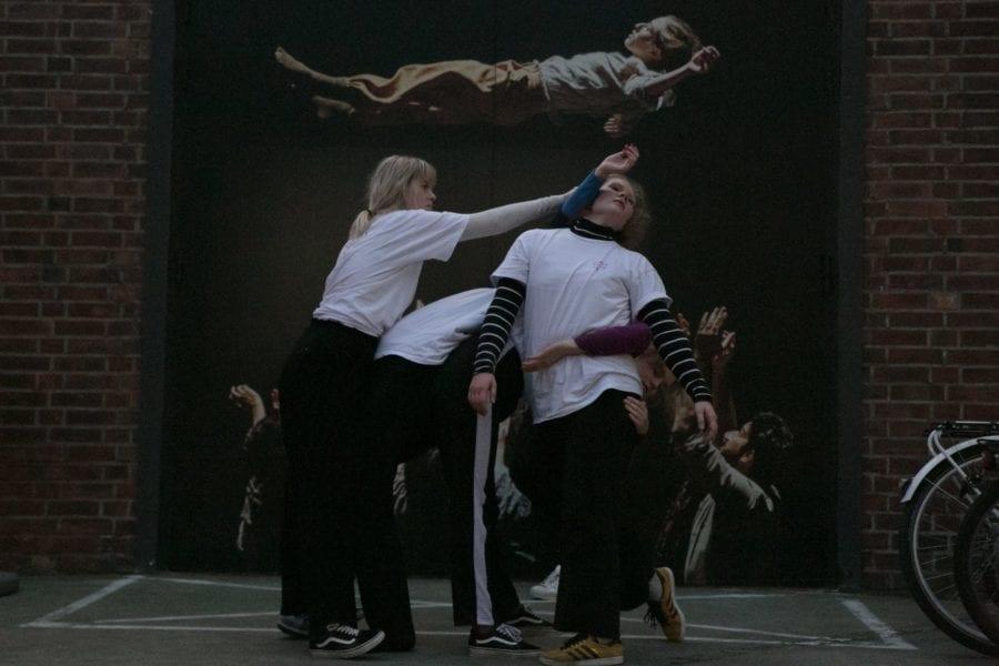 Danseforestilling: Impro hovedbilde