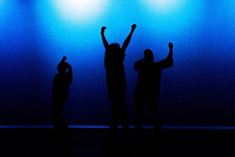 Høstvisning med dansestudenter hovedbilde