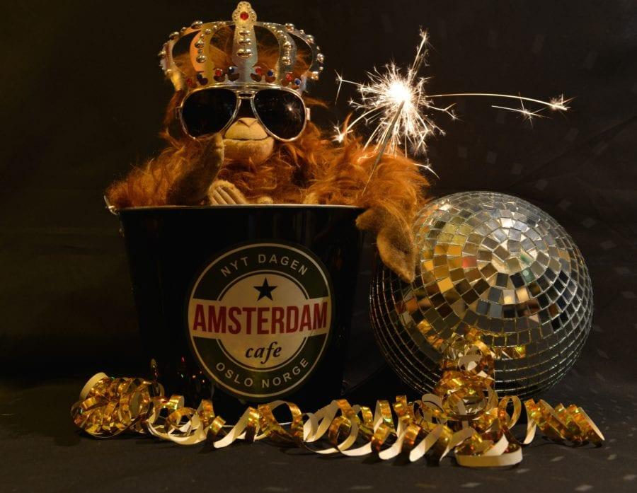 Nyttårsfest på Cafe Amsterdam hovedbilde