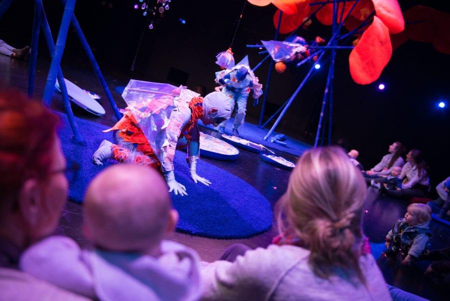 Teaterlørdag UNG: Drake-zoo hovedbilde