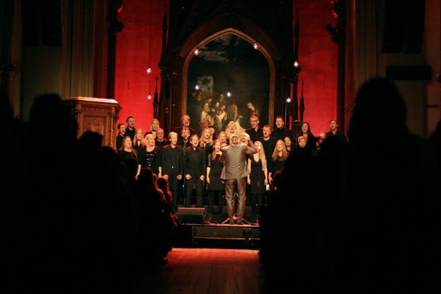 Garantert julestemning med The Real Choir hovedbilde