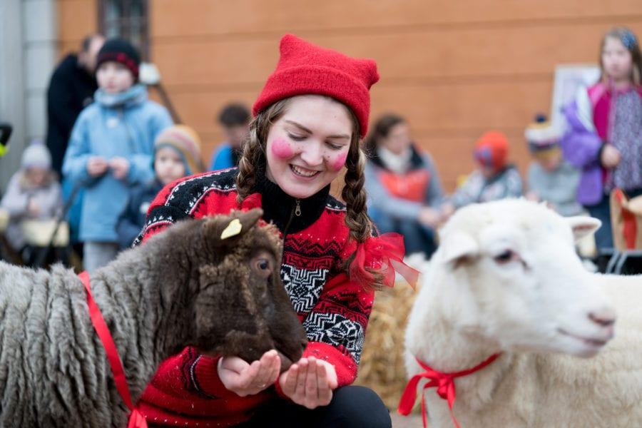 Jul på Bogstad gård hovedbilde