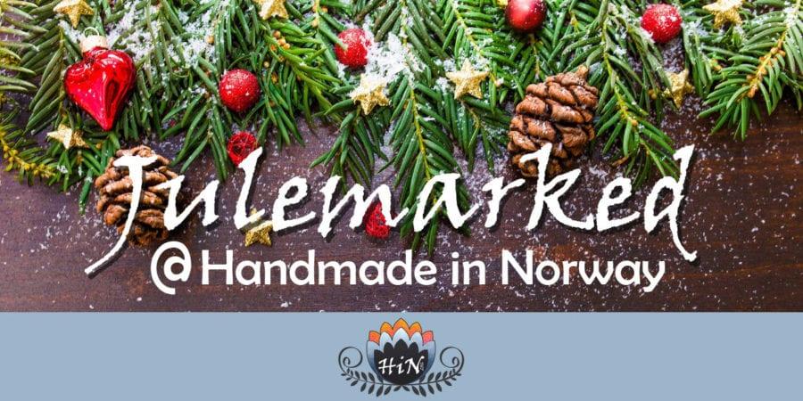Handmade in Norway Julemarked hovedbilde