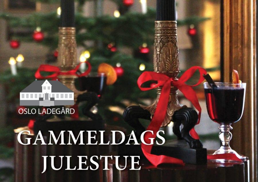 GAMMELDAGS JULESTUE på Oslo ladegård hovedbilde