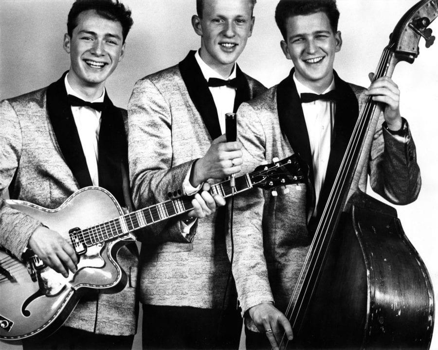 Tilbake til Ungdommen: THE KEY BROTHERS hovedbilde