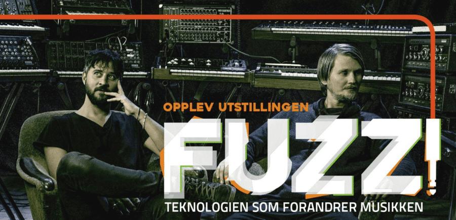 FUZZ!- omvisning hovedbilde